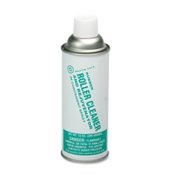 Martin Yale Rubber Roller Cleaner for Folders, 13 oz. Spray Can