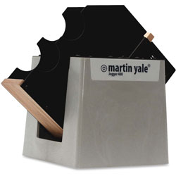 Martin-Yale® Paper Jogger Static Dissipating Sheet Aligner for Up To 8 1/2x14 Sheets