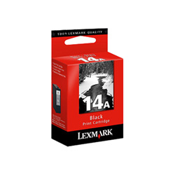 Lexmark Cartridge No. 14A - Print Cartridge