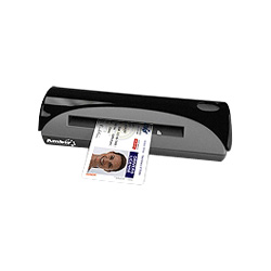 Ambir PS667-AS Simplex A6 Portable Sheetfed ID Card Scanner