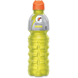 Quaker Foods Sports Drink, Lemon Lime, 24 Oz, Pack of 24