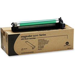 Minolta Drum Cartridge for Magicolor 2300, Black