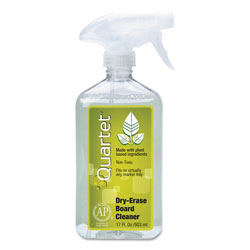 Quartet Marker Board Spray Cleaner for Dry Erase Boards, 16 oz. Spray Bottle