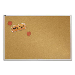 Quartet Natural Cork Bulletin Board