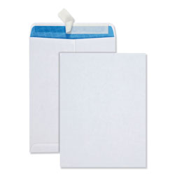 Quality Park Safe Guard Antimicrobial White Catalog Envelopes, 9 x 12, White