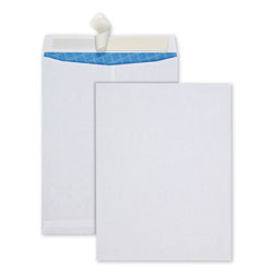 Quality Park Safe Guard Antimicrobial White Catalog Envelopes,10 x 13, White