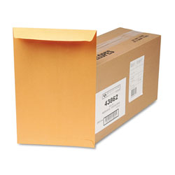 Quality Park Catalog Envelopes, Kraft, 10 x 15, 250/Box