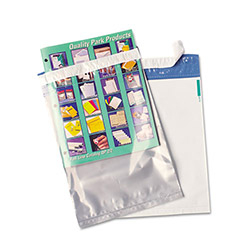 Quality Park Regular Size Redi View™ Mailers with Redi Strip™ Closure, 9 x 12, 100/Pack