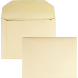 Quality Park Document Envelopes, Cameo Buff, 9 x 12, 100/Box