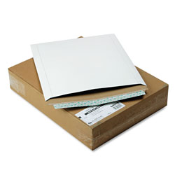 Quality Park Photo/Document Mailers, Extra Rigid Fiberboard, 12 3/4 x 15, 25/Box