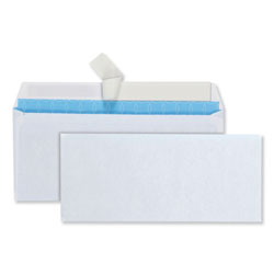 Quality Park Safe Guard Antimicrobial Envelopes, #10, 4 1/8 x 9 1/2