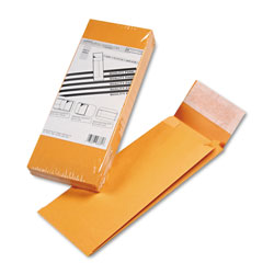 "Quality Park Kraft 2"" Expansion Envelopes, 5 x 11, 25/Pack"