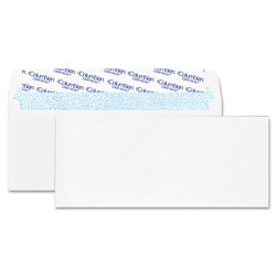 "Quality Park Business Envelopes, 24 lb, No 10, 4-1/8"" x 9-1/2"", 250/BX, White"