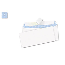 "Quality Park Business Envelopes, No. 10, 4-1/8""x9-1/2"", 100/BX, White"