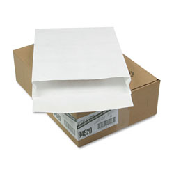 Quality Park Exp. Envelopes, Open End, 100/Carton, 12 x 16 x 2, White