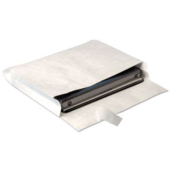 Quality Park Exp. Envelopes, Open Side, 100/Ctn, 10 x 13 x 2, White