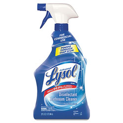 Lysol Professional Brand II Disinfectant Basin Tub & Tile Cleaner, 32 Ounce Bottle
