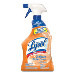 Lysol Professional Disinfecting Cleaner, Antibacterial, Case of 12