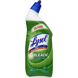 Lysol Toilet Bowl Cleaner with Bleach 24-oz. RTU