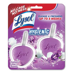 Lysol No Mess Automatic Toilet Bowl Cleaner, Lavender