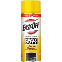 Easy Off Heavy Duty Oven Cleaner, Fresh Scent, Liquid, 14.5 oz Aerosol