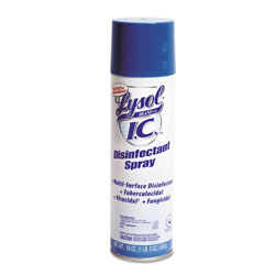 Lysol IC™ Disinfectant Spray, Aerosol, Case of 12