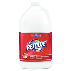 Resolve Professional Carpet Extraction Cleaner Concentrate 1Gallon
