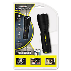 Rayovac LED Aluminum Flashlight, Black