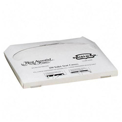 Rochester Midland White Toilet Seat Covers