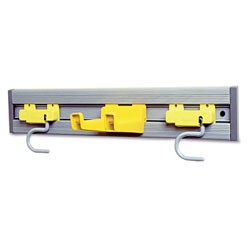 "Rubbermaid Closet Organizer/Tool Holder, 18"" Width"