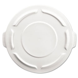 Rubbermaid White Lid for 2620 BRUTE® Container