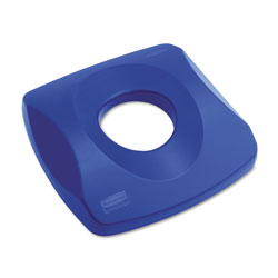Rubbermaid Blue Recycling Lid