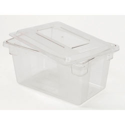 "Rubbermaid 3305CLE ProSave Dual Action Food Box Lids, 18"" x 12"""