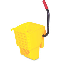 Rubbermaid Side-Press Wringer, Yellow