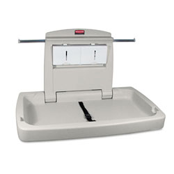 Rubbermaid Baby Changing Station