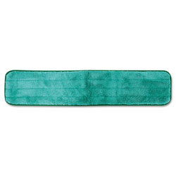 "Rubbermaid 24"" Microfiber Dry Room Pad, Green"