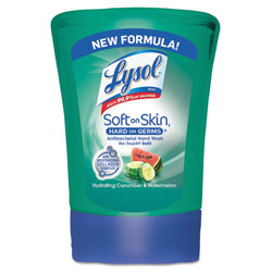 Lysol Moisturizing Cucumber Soap Dispenser Refill, 8.5 Oz