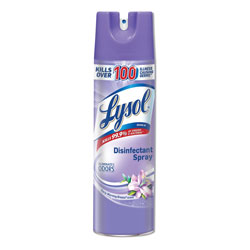 Lysol Disinfectant Spray, Case of 12