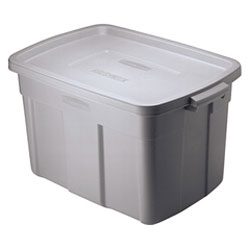 Rubbermaid Roughneck Storage Container, 10 GAL