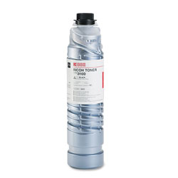 Ricoh Copier Toner for Aficio 2035, 2045 (Type 3110D), Black