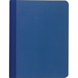 "Roaring Spring Paper Canvas Notebook, Narrow Rld, Numbered, 60/Shts, 9-3/4"" x 7-1/2"" BE"