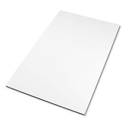 Safco Board for PlanMaster Drafting Table Base, 60w x 37 1/2d, White Melamine Top
