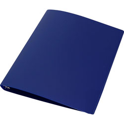 "Samsill Ring Binder, 1"" Capacity, Blue"