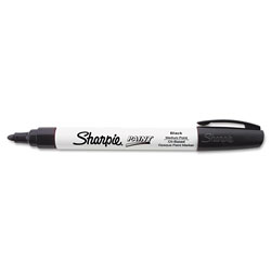 Sharpie® Permanent Paint Marker, Medium Point, Black
