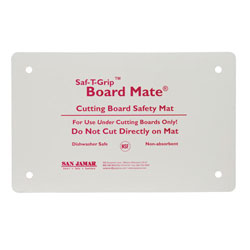 San Jamar CBM1318 Saf-T-Grip Board-Mate Cutting Board Mat