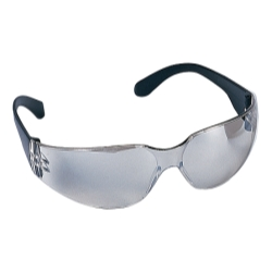 Sas Safety NSX Safety Glasses with Black Temple and Indoor/Outdoor Lens in Clamshell Packaging