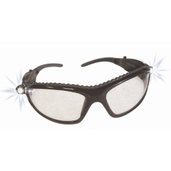 Sas Safety LED Inspectors Safety Glasses