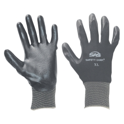 Sas Safety Paws Nitrile Coated Gloves -XLarge