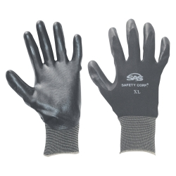 Sas Safety Paws Nitrile Coated Gloves -XXLarge