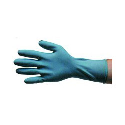 Sas Safety 6603 Thickster Textured Latex Gloves, Large
